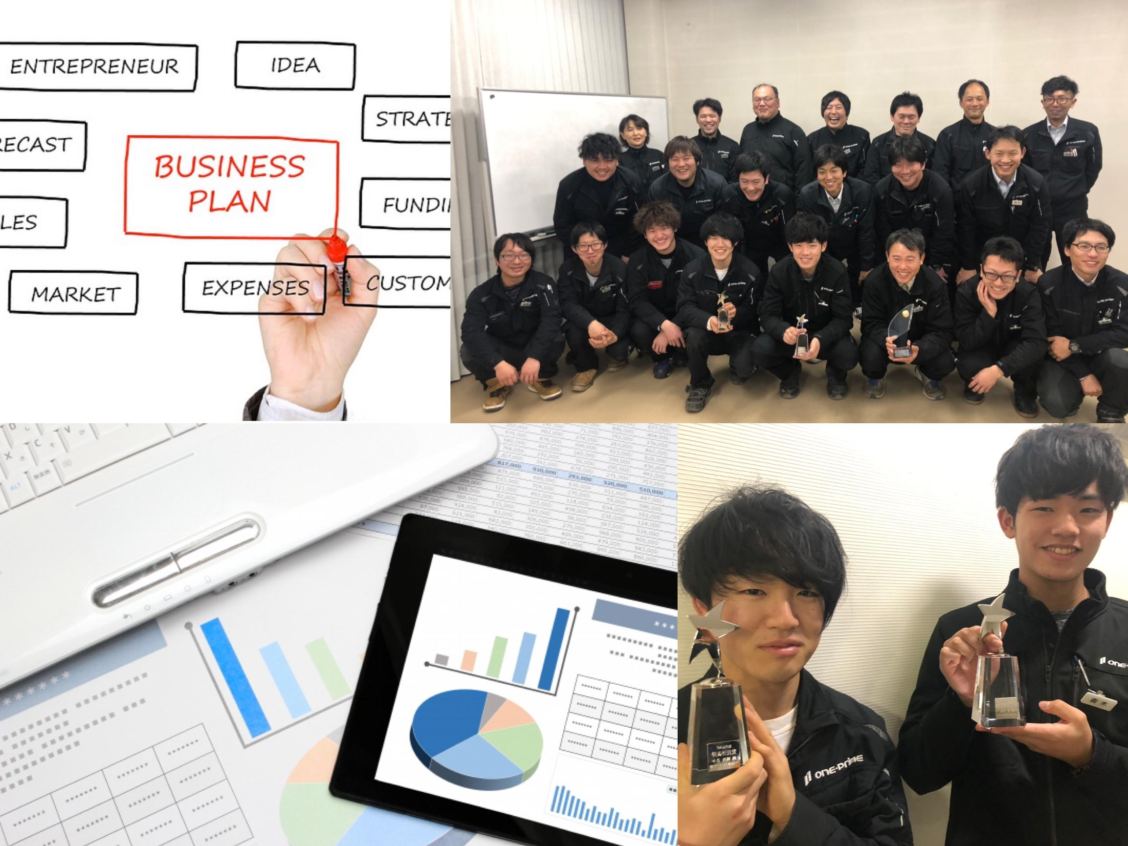 ワンプライム.株式会社 2020年 経営計画発表会